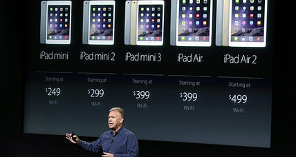 Apple (AAPL) unveils iPad Air 2, iPad Mini 3, and Retina iMac